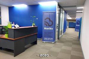 BlueSky offices